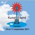 Expositie KunstEiland 2011