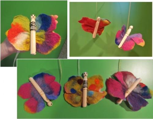 viltworkshop kinderstad vlinders 2014