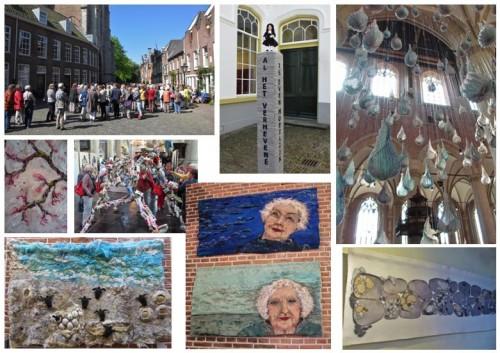 Textiel festival 2015 - Leiden