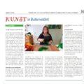 Artikel over PassieVilt in de Wijkkrant Buitenveldert januari 2020